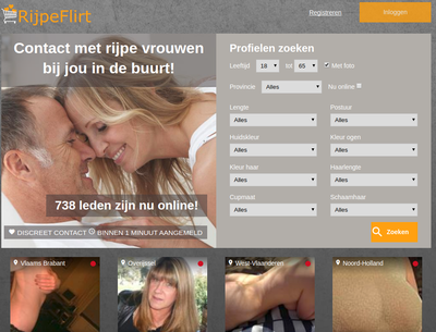 RijpeFlirt dating